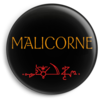 badge malicorne & talisman